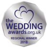 Wedding Awards Regional Winner 2018